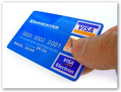 Qualidades dos cartões de débito e crédito