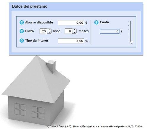 Simulação crédito on-line